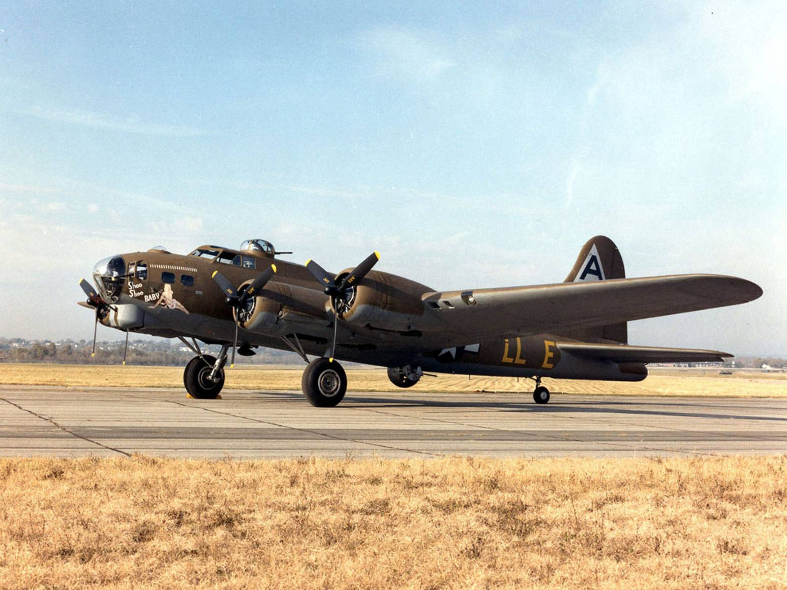 a study on the b 17s of world war two